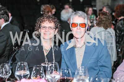 Martha Adler, Jim Mahady. Studio 34 The Studio Theatre Annual Gala. Studio Theatre. February 4, 2012. Photo by Alfredo Flores