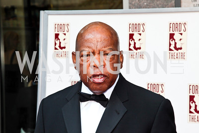 Rep. John Lewis. Ford's Theatre Annual Gala. Photo by Tony Powell. June 3, 2012