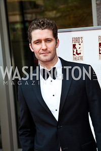 Actor Matthew Morrison. Ford's Theatre Annual Gala. Photo by Tony Powell. June 3, 2012