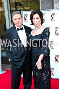 Wayne and Catherine Reynolds. Ford's Theatre Annual Gala. Photo by Tony Powell. June 3, 2012