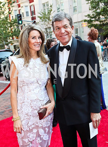Abigail Blunt and Sen. Roy Blunt. Ford's Theatre Annual Gala. Photo by Tony Powell. June 3, 2012