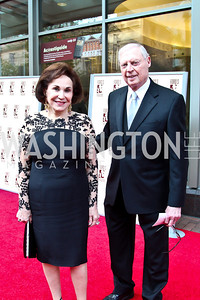 Alma and Amb. Joe Gildenhorn. Ford's Theatre Annual Gala. Photo by Tony Powell. June 3, 2012