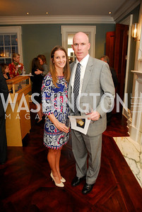 Molly Murphy,Chris Soucie,September 19,2012 TTR Sotheby's Investing in Fine Watches Reception,Kyle Samperton