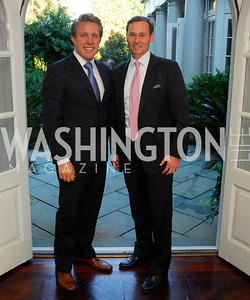 Bradley Nelson,Michael Rankin,September 19,2012 TTR Sotheby's Investing in Fine Watches Reception,Kyle Samperton