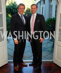 Bradley Nelson,Michael Rankin,September 19,2012 TTR Sotheby's Investing in Fine Watches Reception,Kyle Samperton