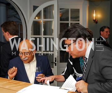 Javid Hamid,Alan Helfer,September 19,2012 TTR Sotheby's Investing in Fine Watches Reception,Kyle Samperton