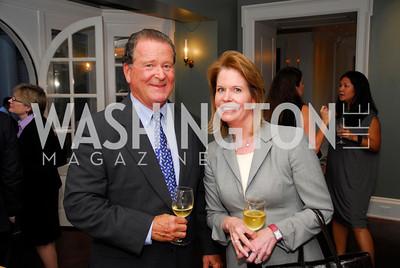 Jay Adams,Mary Ann Best,,September 19,2012 TTR Sotheby's Investing in Fine Watches Reception,Kyle Samperton