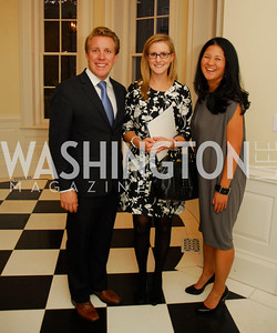 Bradley Nelson,Brittany Bansak,Trish Yan,September 19,2012 TTR Sotheby's Investing in Fine Watches Reception,Kyle Samperton