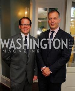 Russell  Firestone,David DeSantis,September 19,2012 TTR Sotheby's Investing in Fine Watches Reception,Kyle Samperton