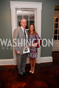 Chris Soucie,Molly Murphy,September 19,2012 TTR Sotheby's Investing in Fine Watches Reception,Kyle Samperton