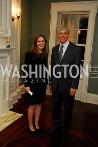 Katharine Thomas,Lars Okeson,,September 19,2012 TTR Sotheby's Investing in Fine Watches Reception,Kyle Samperton