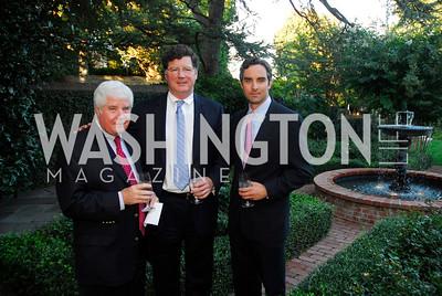 jay Hickey , Craig Stewart,Michael Hickey,September 19,2012 TTR Sotheby's Investing in Fine Watches Reception,Kyle Samperton