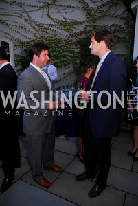 Peter Antonoplos,Michael Brody.September 19,2012 TTR Sotheby's Investing in Fine Watches Reception,Kyle Samperton