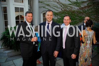 Derrick Swaak,David DeSantis,Michael Rankin,September 19,2012 TTR Sotheby's Investing in Fine Watches Reception,Kyle Samperton