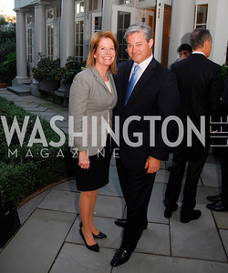 Mary Ann Best,Mark Lowham,,September 19,2012 TTR Sotheby's Investing in Fine Watches Reception,Kyle Samperton