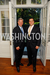 Mark Lowham,Jeffrey Gregorio,September 19,2012 TTR Sotheby's Investing in Fine Watches Reception,Kyle Samperton