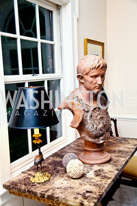 Washington Luxury Homes Tour Patron's Party. Photo by Tony Powell. Lowham/Ruzzo residence. May 24, 2012