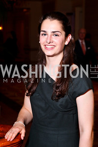 Adrianna Smith. Teach for America Gala. Ritz Carlton. Photo by Tony Powell. May 9, 2012
