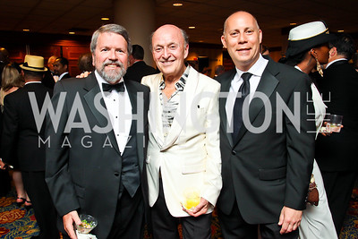 Glen Howard, Victor Shargai and Craig Pascal. The 2012 Rammy Awards Gala. Photo by Tony Powell. Marriott Wardman Park. June 24, 2012
