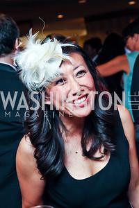 News4 Anchor and reporter Eun Yang. The 2012 Rammy Awards Gala. Photo by Tony Powell. Marriott Wardman Park. June 24, 2012
