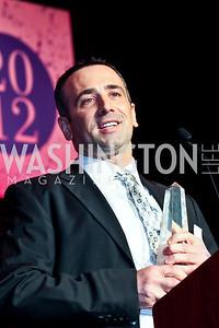 Pastry Chef Award winner Fabrice Bendano. The 2012 Rammy Awards Gala. Photo by Tony Powell. Marriott Wardman Park. June 24, 2012