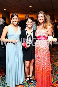 Taylor Silver, Stephanie Halipilias, Amanda Parsons. The 2012 Rammy Awards Gala. Photo by Tony Powell. Marriott Wardman Park. June 24, 2012