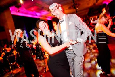 April Fulton, Anthony Hesselius. The 2012 Rammy Awards Gala. Photo by Tony Powell. Marriott Wardman Park. June 24, 2012