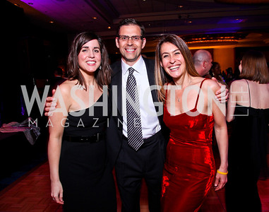 Allison Asplin, Mitch Bonanno, Angie Fox. The 28th Helen Hayes Awards. Photo by Tony Powell. April 23, 2012