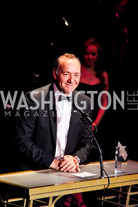 Actor Kevin Spacey. The 28th Helen Hayes Awards. Photo by Tony Powell. April 23, 2012