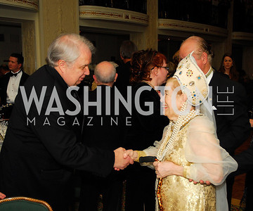 Ambassador Sergey Kislyak,Princess Selene Obolensky,January 13,2012,The 42nd Russian New Year's Eve Ball,Kyle Samperton