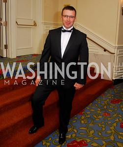 Pavel Spitsyn,January 13,2012,The 42nd Russian New Year's Eve Ball,Kyle Samperton