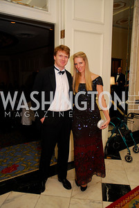 Henry Sanders, Gwendolyn Rayner,January 13,2012,The 42nd Russian New Year's Eve Ball,Kyle Samperton