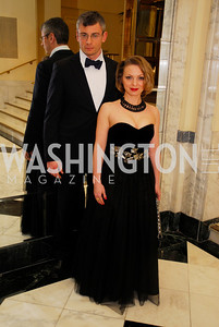 Alex Kariman,Regina Kholmatova,January 13,2012,The 42nd Russian New Year's Eve Ball,Kyle Samperton
