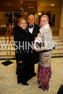 Camilla David,Emilio Sacerdoti,Christine Warnke,January 13,2012,The 42nd Russian New Year's Eve Ball,Kyle Samperton