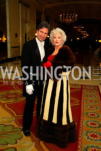 Brandon Diamond,Robin Phillips,January 13,2012,The 42nd Russian New Year's Eve Ball,Kyle Samperton