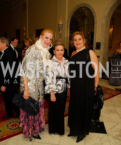 Christine Warnke,Vibeke Loft,Camilla David,January 13,2012,The 42nd Russian New Year's Eve Ball,Kyle Samperton