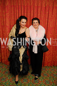 Rhoda Septiici,Andra Gram,January 13,2012,The 42nd Russian New Year's Eve Ball,Kyle Samperton
