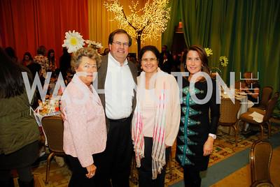 Lola Smith,Chris Smith,Tracey Smith.Kathleen Wilks,February 12.2012,The Arc Tea,Kyle Samperton