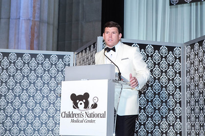 The Children's National Black and White Ball. Mellon Auditorium. May 12, 2012. Photo Alfredo Flores