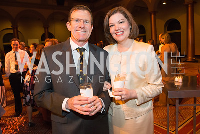 David Kimberly, Dana Kimberly. The Lab School of Washington Awards Gala. Photo by Alfredo Flores. The National Building Museum. November 8, 2012