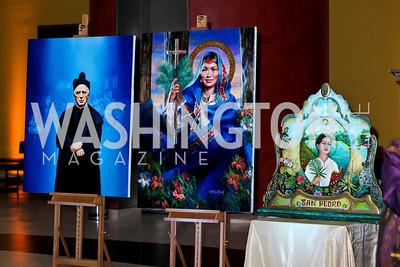 Photo by Tony Powell. The National Museum of Catholic Art & Library Board of Trustees Gala. Italian Embassy. September 26, 2012