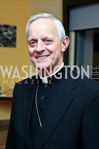 Cardinal Donald Wuerl. Photo by Tony Powell. The National Museum of Catholic Art & Library Board of Trustees Gala. Italian Embassy. September 26, 2012
