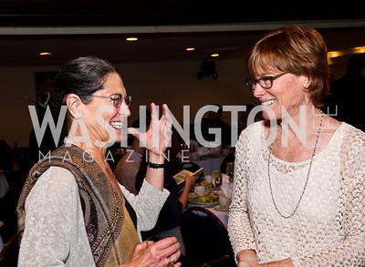 Diane Fuchs, Sarah Stephens. The 9th Ridenhour Prizes. Photo by Tony Powell. National Press Club. April 25, 2012