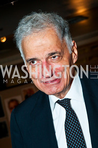Ralph Nader. The 9th Ridenhour Prizes. Photo by Tony Powell. National Press Club. April 25, 2012