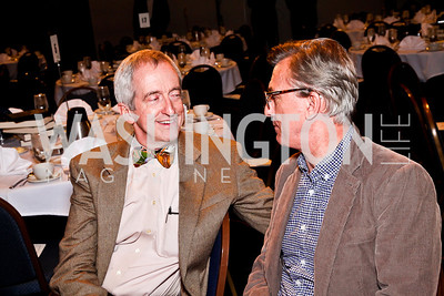 John Pope, Mike Longman. The 9th Ridenhour Prizes. Photo by Tony Powell. National Press Club. April 25, 2012