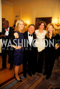 Sydney McNiff Johnson,Calvin Cafritz,Sophie L'Hellas -Delatttre,Jane Cafritz,April 12,2012,Tenth Anniversary of the Alliance Francaise Educational Intiatives,Kyle Samperton