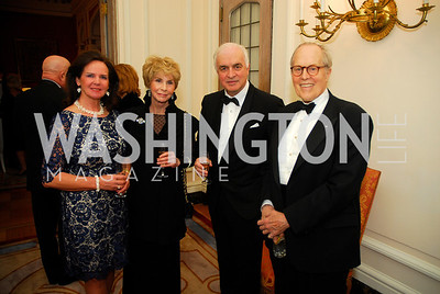Agnes Mathysen,Jan Costeau,Ambassador Jan Mathysen,Philip Pillsbury,,April 12,2012,Tenth Anniversary of the Alliance Francaise Educational Intiatives,Kyle Samperton
