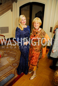 Susan Pillsbury, Pam Peabody,April 12,2012,Tenth Anniversary of the Alliance Francaise Educational Intiatives,Kyle Samperton