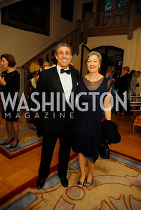 Paul Blue,Dianne Beal,April 12,2012,Tenth Anniversary of the Alliance Francaise Educational Intiatives,Kyle Samperton