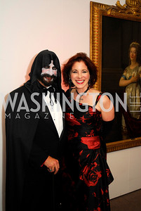 David Kufman,Carole Lewis,October 5,2012,The Washington Ballet  Dracula Soiree,Kyle Samperton